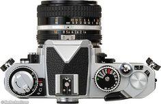 Nikon FM3a #cameragear