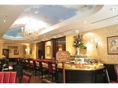 tea rooms of london | ... Cafe and Tearoom, Knightsbridge, London - Restaurants - VirtualTourist
