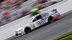 Get out the broom: Earnhardt Jr. completes season sweep at Pocono