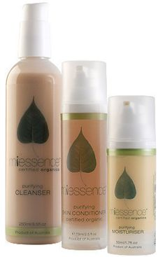 Miessence Purifying Skin Essentials Pack. $103.45