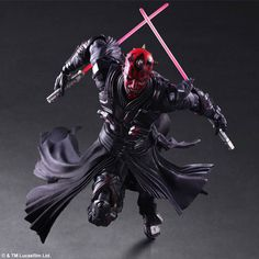 Star Wars Variant Play Arts Kai DARTH MAUL: Official Images, Info Release http://www.gunjap.net/site/?p=248445