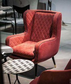 Кресло Baxter Dolly