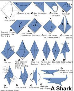 How to Fold a Simple Origami Mouse « Tavin's Origami :: WonderHowTo | 293x236