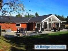 Oksevej 22, 9982 Ålbæk - Skanlux aktivitetshus - syd for Skagen i skøn natur #ålbæk #fritidshus #boligsalg #selvsalg