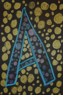 Exploring the work of Yayoi Kusama:  Explorations in Art