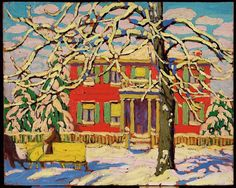 An exhibition of over 30 paintings by Group of Seven artist Lawren Harris, co-curated by comedian and art lover Steve Martin, is on display at the Art Gallery of Ontario in Toronto from July 1 to Sept. Group Of Seven Artists, Group Of Seven Paintings, Vancouver Art Gallery, Art Gallery Of Ontario, Canadian Artists, American Artists, Art Gallery Of Hamilton, Museum Of Fine Arts, Art Reproductions