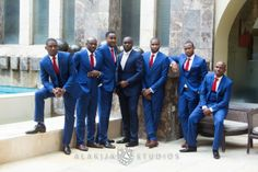 Something different for the groom and his boys