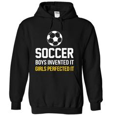 Soccer Girls T Shirts, Hoodies. Get it here ==► https://www.sunfrog.com/Sports/Soccer-Girls-Black-7506023-Hoodie.html?57074 $39