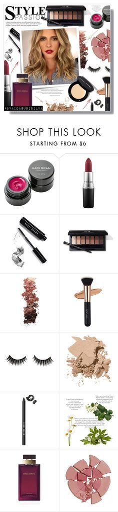 """Fernanda Lima Makeup"" by aidasusisilva ❤ liked on Polyvore featuring beauty, Kari Gran, MAC Cosmetics, Bobbi Brown Cosmetics, L.A. Girl, Post-It, Dolce&Gabbana, Charlotte Tilbury and braziliancelebrity"
