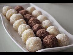Az Malzemeli İrmik Topları Tarifi – Tatlı tarifleri – The Most Practical and Easy Recipes Balls Recipe, Homemade Beauty Products, Biscotti, Granola, Dog Food Recipes, Almond, Yummy Food, Meals, Dinner