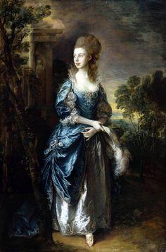 Madame de Pompadour (Mrs. Graham in 1777 and the Hon. Frances Duncombe...)