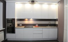 Kitchen Cabinets, Kitchen Appliances, Kitchens, New Kitchen, Kitchen Design, House Plans, New Homes, Minimalism, House Design