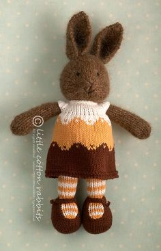 tawny by littlecottonrabbits, via Flickr