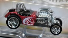 Bantam Roadster Altered Hot Wheels Car