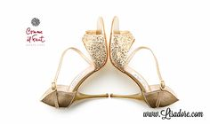 Comme Il Faut - Luxury Argentina Tango Dance Shoes from Buenos Aires Lisadore Dress Shoes Strappy Sandals High Heels