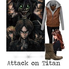 Just started Attack on Titan!!
