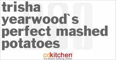 Trisha Yearwood's Perfect Mashed Potatoes - CDKitchen.com