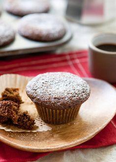 Recipe: Whole Grain Gingerbread Muffins