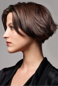 Rock Short Hair Style