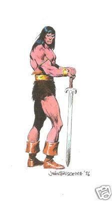 Comic Book Artists, Comic Books Art, Comic Art, Barbarian King, Conan The Barbarian, Marvel Art, Marvel Heroes, Conan Der Barbar, Robert E Howard