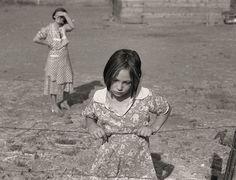 Dorothy Lange's Depression era photos. Powerful photography.
