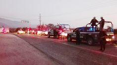 El despliegue operativo se realiza mediante recorridos pie a tierra por la comunidad de Zapote de Tizupan y otras comunidades de esa demarcación para localizar a los uniformados – Aquila, ...