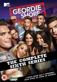 Geordie Shore: The Complete Sixth Series [DVD]: Amazon.co.uk: Gaz Beadle, Holly Hagan, Sophie Kasaei, Vicky Pattison, Dan Senior, James Tindale, Daniel Thomas-Tuck, Charlotte Crosby, Jay Gardner: DVD & Blu-ray