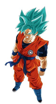 Goku Super Saiyajin God by on DeviantArt Dragon Ball Z, Akira, Goku Blue, Dbz Characters, Hero Wallpaper, Manga Comics, Dc Comics, Goku Pics, Naruto
