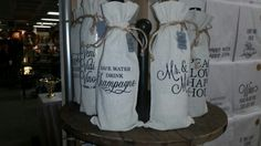 Rendezvous Kitchen Wine Bags Www.Rendezvouskitchen.com