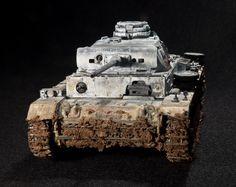Panzer III Ausf. J. Jarkov 1943. Dragon Models 1:35.