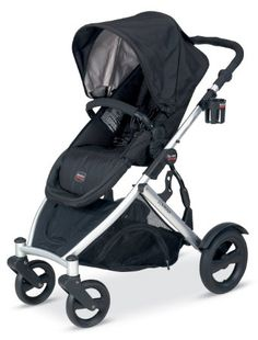 Amazon.com: Britax B-Ready Stroller, Black: Baby. Converts 14 different ways, also as a double stroller