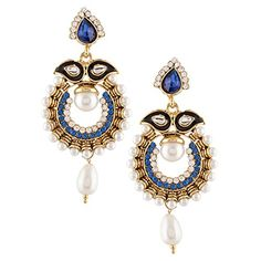 Blue Stone White Pearls Bollywood Inspired Gold Plated Da... https://www.amazon.com/dp/B06XP812X7/ref=cm_sw_r_pi_dp_x_mGn3yb2KFPAVY