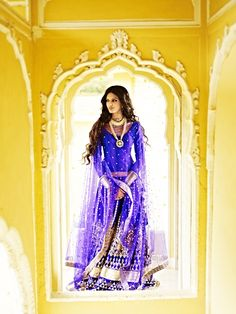 Anita Dongre presents the Jaipur Bride 2013