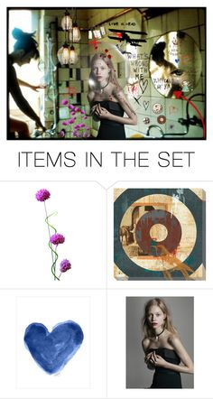 """Untitled #652"" by gittend ❤ liked on Polyvore featuring art"