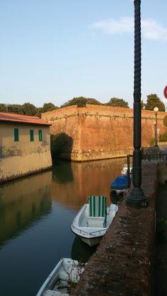 Livorno Fortezza Nuova Italy