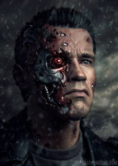 Terminator by Glenn Meling Photography