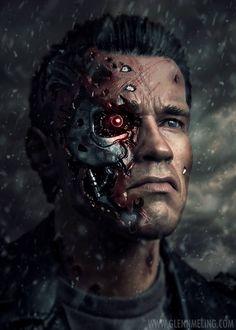 Terminator by Glenn Meling Photography