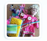 Host a Design-a-Doll party for your next  birthday celebration!! Super simple how to: http://www.fashionplaytes.com/featured/party-doll
