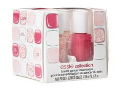 Essie 2014 Breast Cancer Awareness polish set.  Cheerful pinks, gift-box ready, and for a great cause!