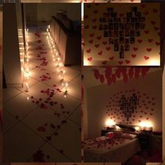 Romantic Birthday Ideas For Husband At Home Astonishing Romantic