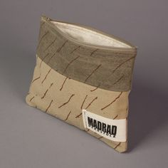 Madrad - Pencil case - Inspired by African Mud cloth
