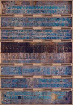 https://flic.kr/s/aHsjDrBTSd | Temple Ceiling Hathor, Dandarah | Compleet High Res Picture of the Ceiling in the Temple of Hathor.  15000x21000, 70MB, JPG - HIRES: dl.dropbox.com/u/1640505/OriginalCeilingHathorTemple.zip
