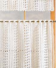 Free Crocheted Curtain Tieback Patterns - Yahoo! Voices - voices
