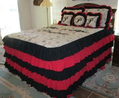 Ooh La La by UnderTheCoversQuilts on Etsy