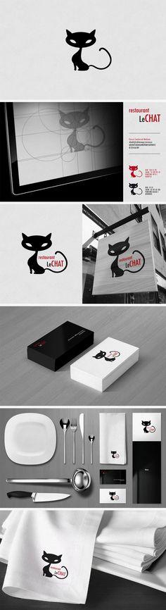 30 Clever Examples of Negative Space Logos Brand Identity Design, Corporate Design, Branding Design, Identity Branding, Graph Design, Web Design, Typography Logo, Lettering, Stationary Design