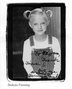 Oh my word...simply adorable. | Dakota Fanning