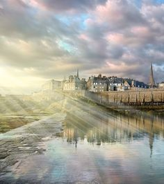 Saint Malo. Been there twice. So cool!!