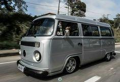 Volkswagen Kombi.. Eurovan Camper, Vw T2 Camper, Vw Kombi Van, Vw Bus T2, Kombi Home, Volkswagen Bus, Vw T1, Volkswagen Transporter, Combi Vw T2
