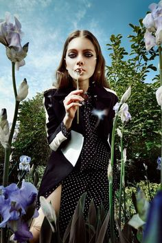 Transitional Fashion - Nylon Exclusive: Katiusha Feofanova | NYLON
