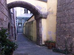 #Pianobar, #Stadtarchiv - Durchgang. Piano Bar, Innsbruck, Archive, City